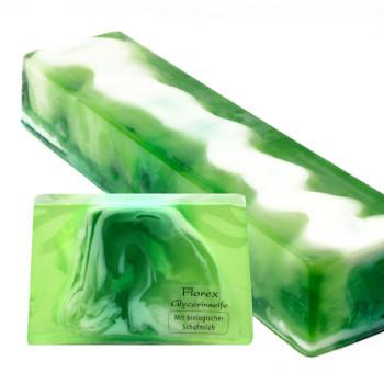 Tannenwald - handgemachte Seife mit Schafmilch