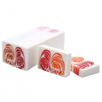 Grapefruit - handgemachte Seife
